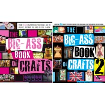 Big-Ass Book of Crafts (2 Book Series)