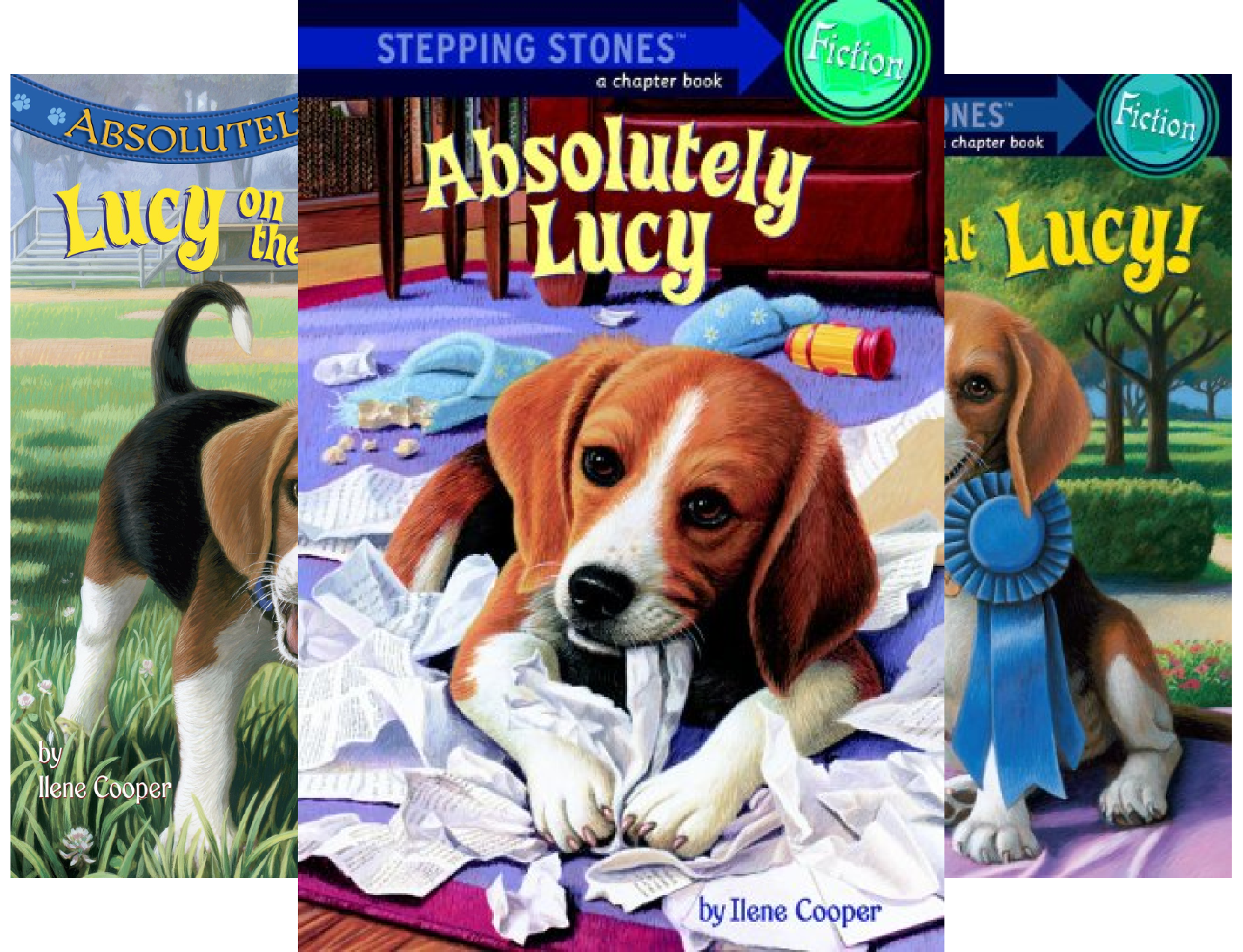 Lucy (7 Book Series)