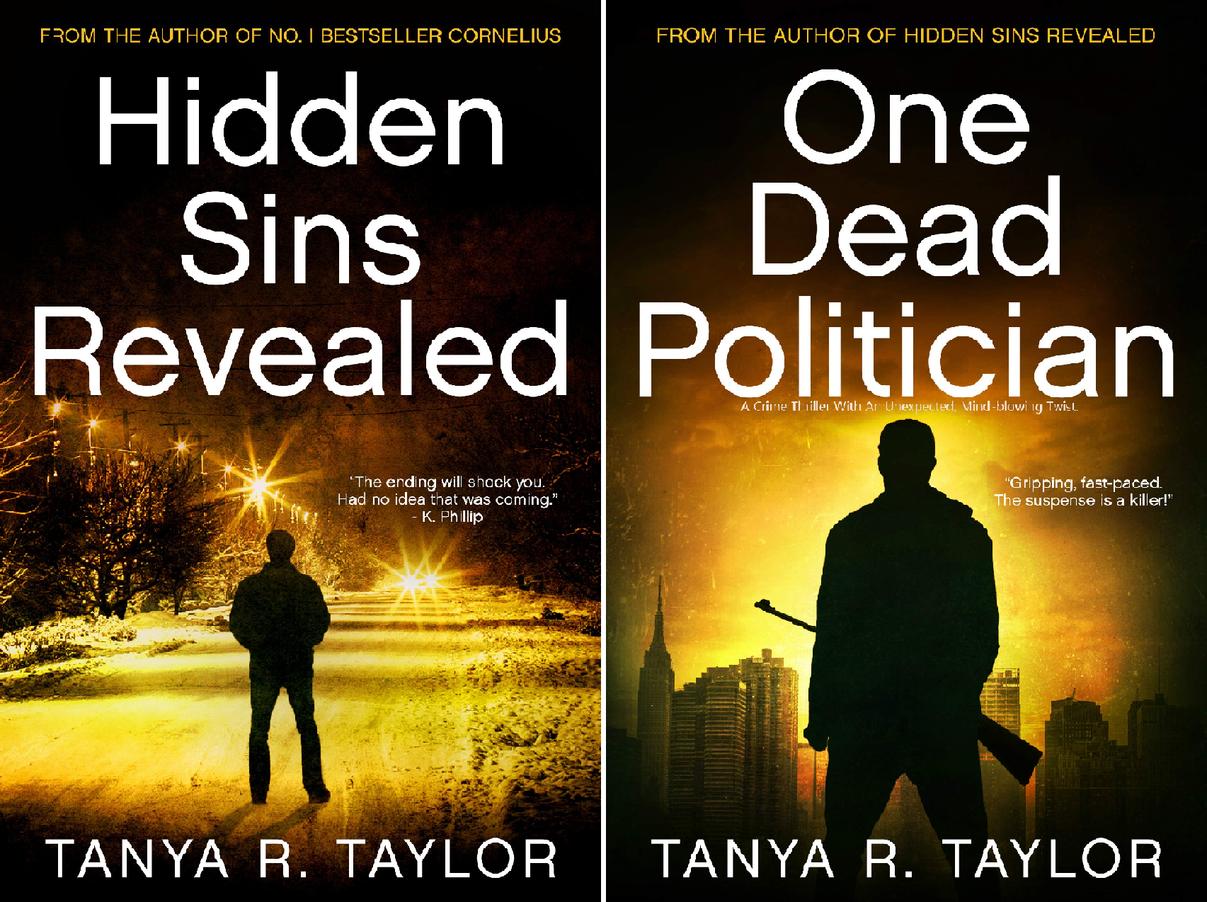 The Nick Myers Series (2 Book Series)