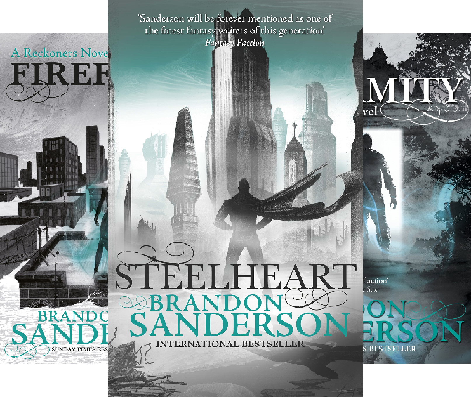 Reckoners (3 Book Series)