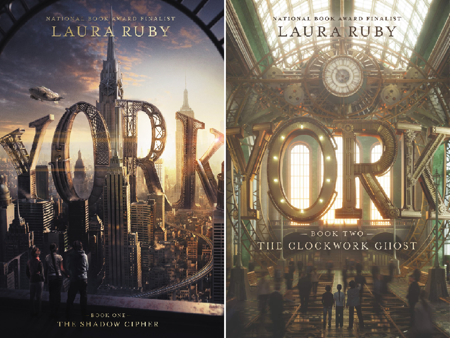 York (2 Book Series)