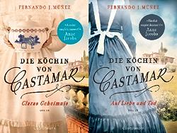 Die Castamar-Saga (Reihe in 2 Bänden) von  Fernando J. Múñez
