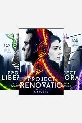 Project Renovatio (3 Book Series) Kindle Edition