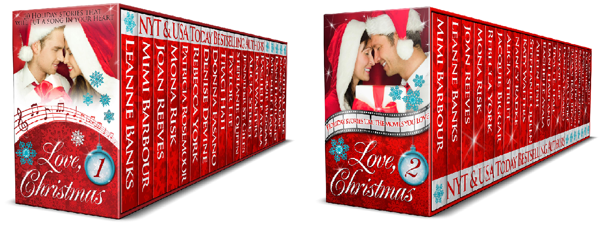 The Holiday Series (2 Book Series)