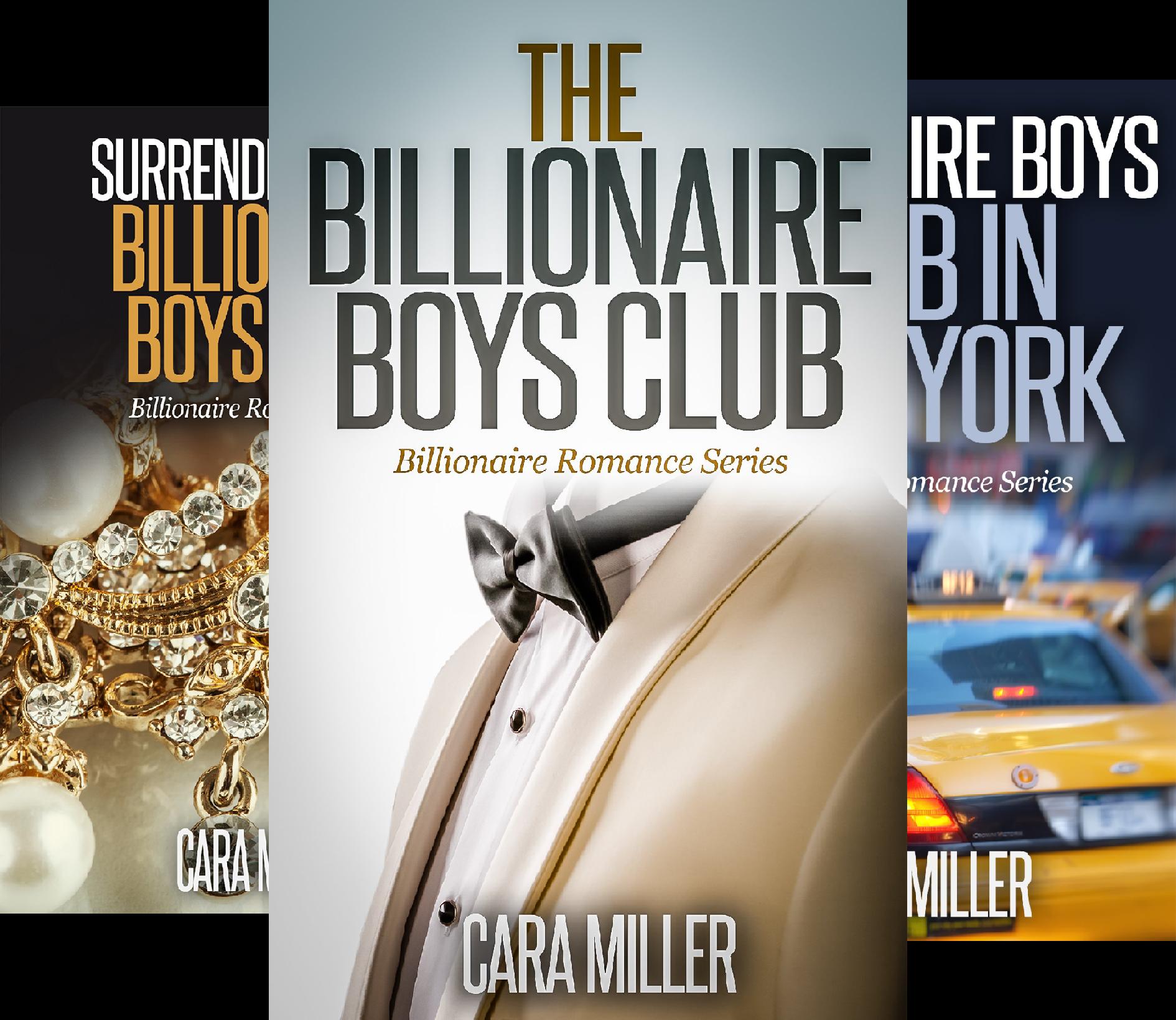 Billionaire Romance in Manhattan (27 Book Series)