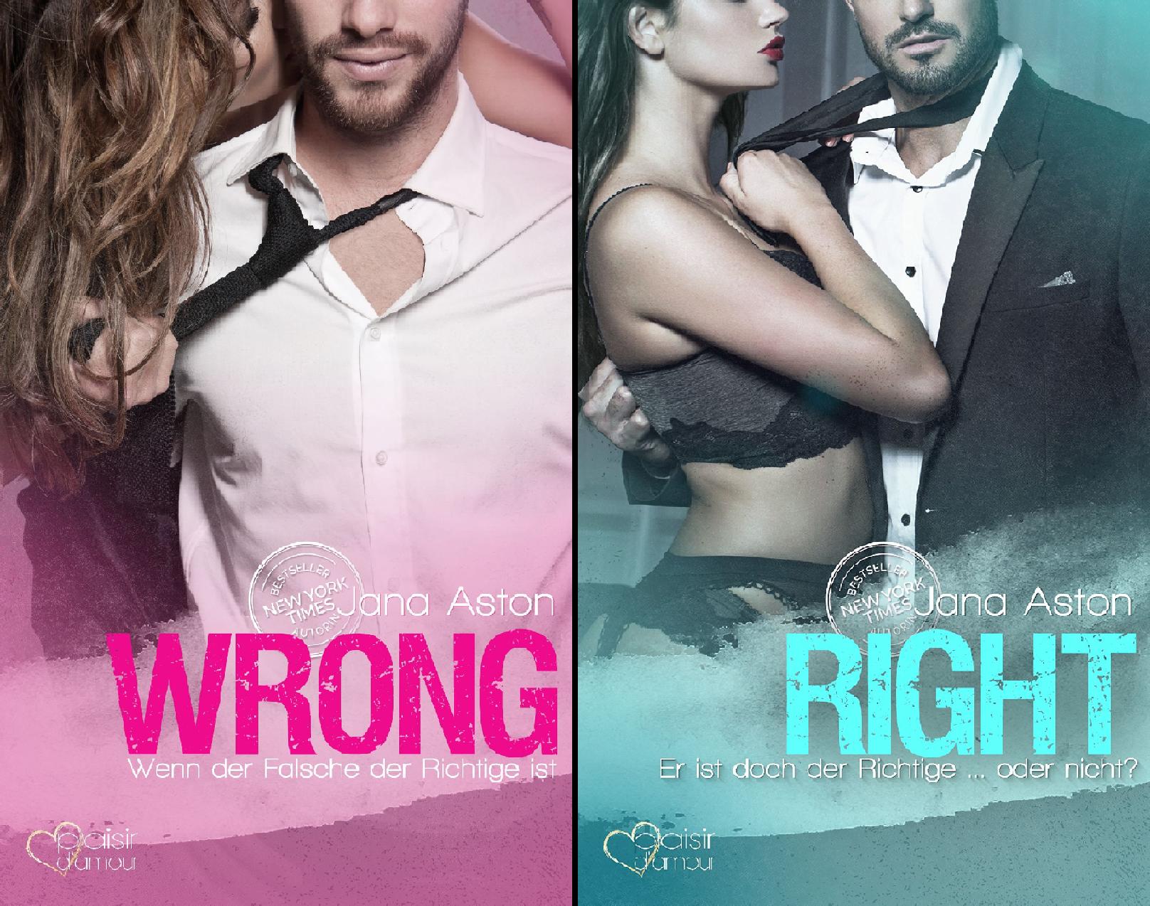 Wrong-Serie (Reihe in 2 Bänden)