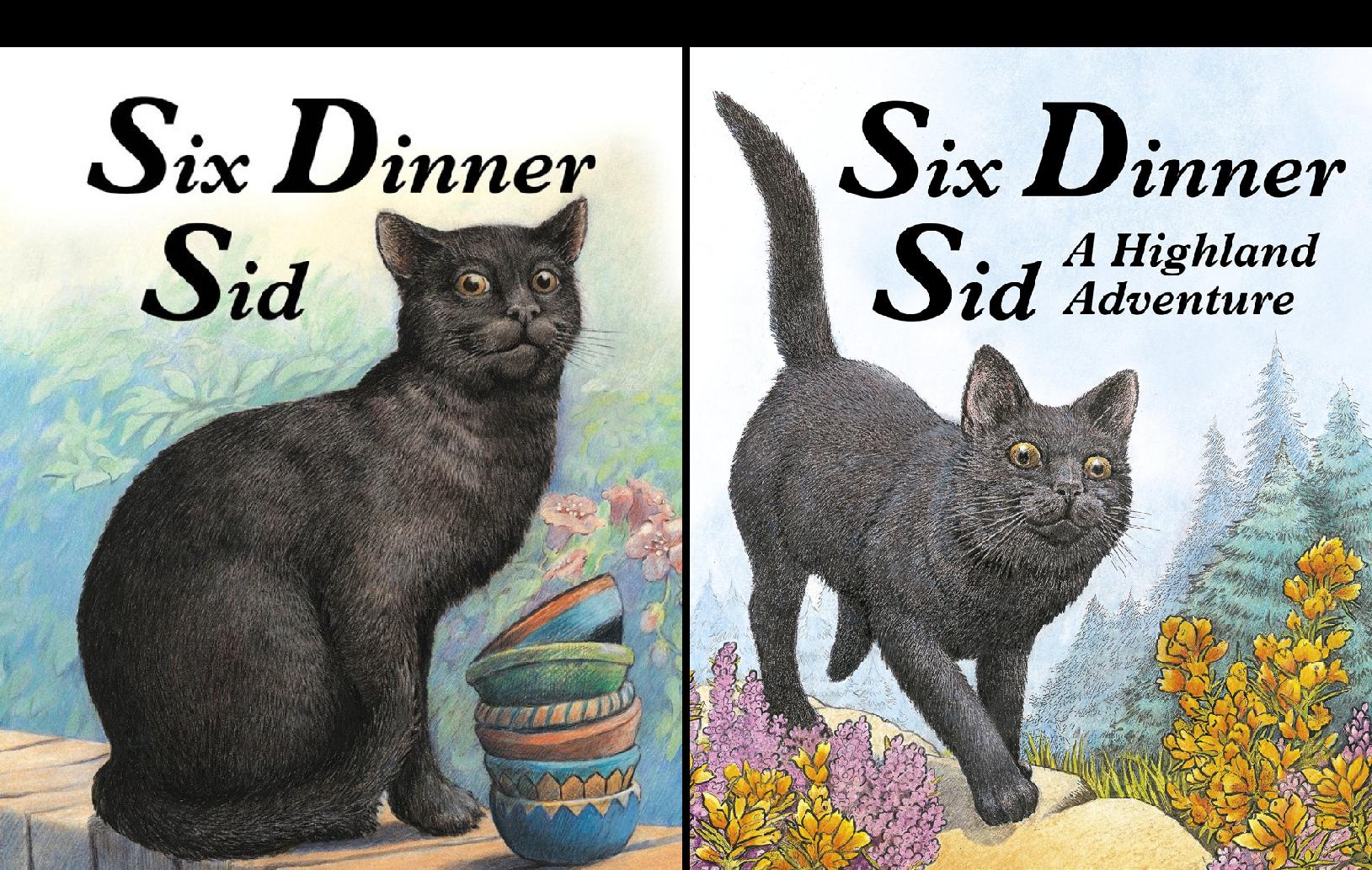 Six Dinner Sid (2 Book Series)