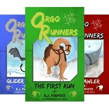 Orgo Runners (4 Book Series)