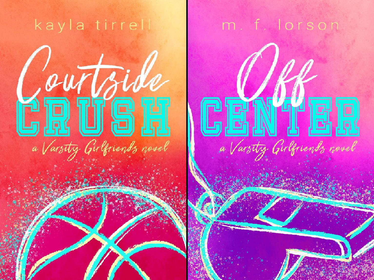 Varsity Girlfriends (2 Book Series)
