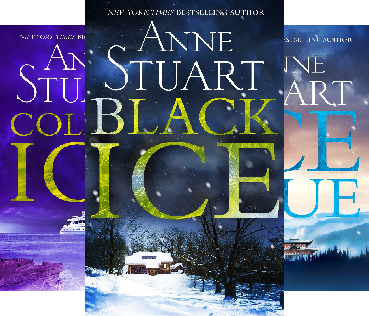 The Ice Series (4 Book Series)
