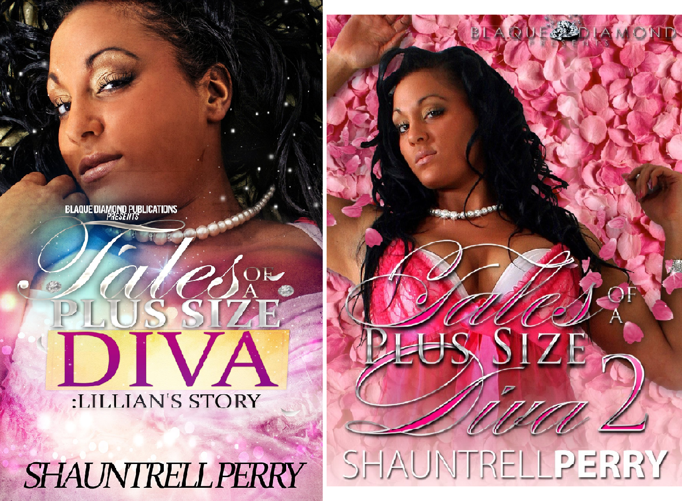 Tales of a Plus Size Diva: Lillian's Story (2 Book Series)