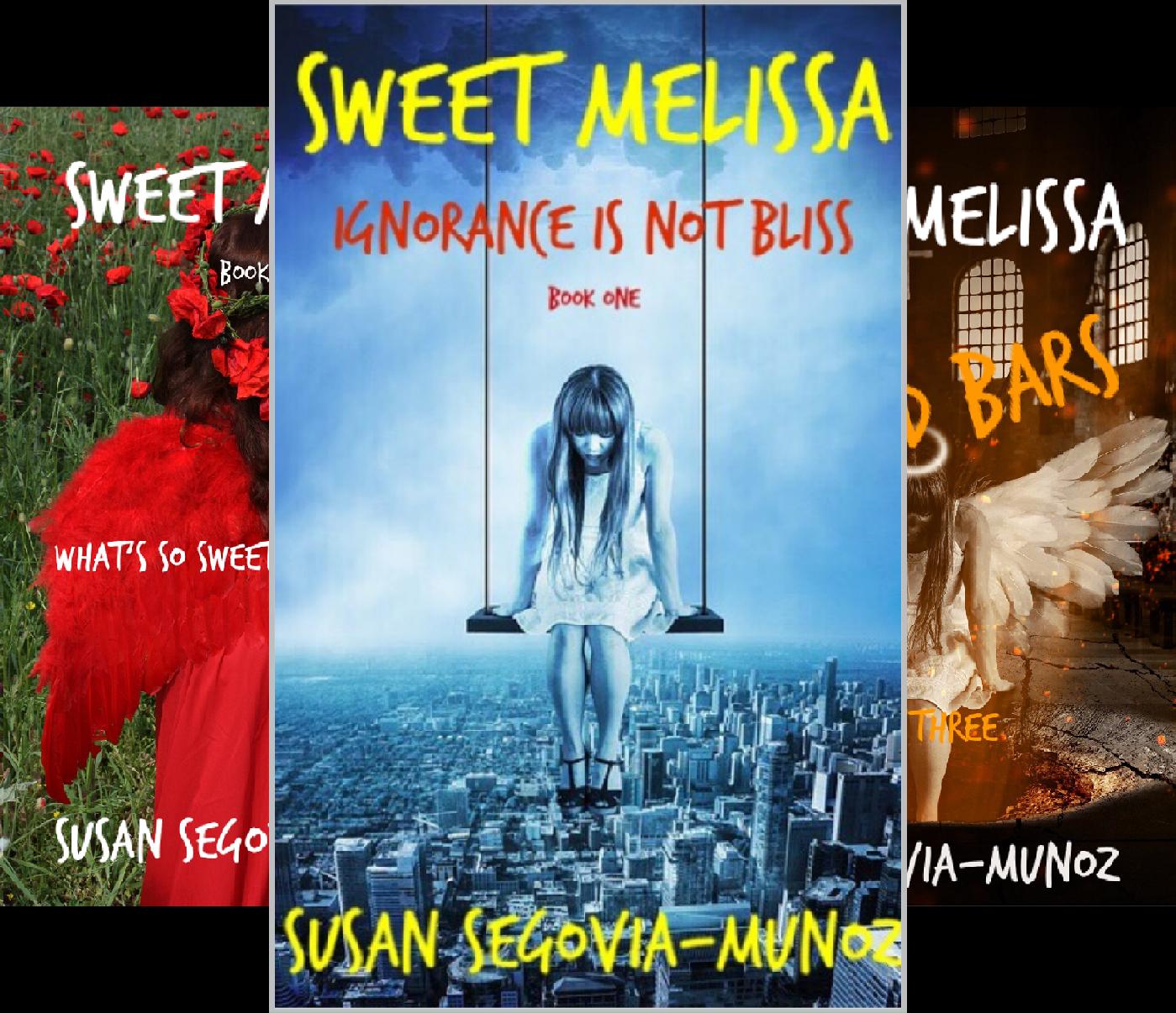 Sweet Melissa Memoir Series (6 Book Series)