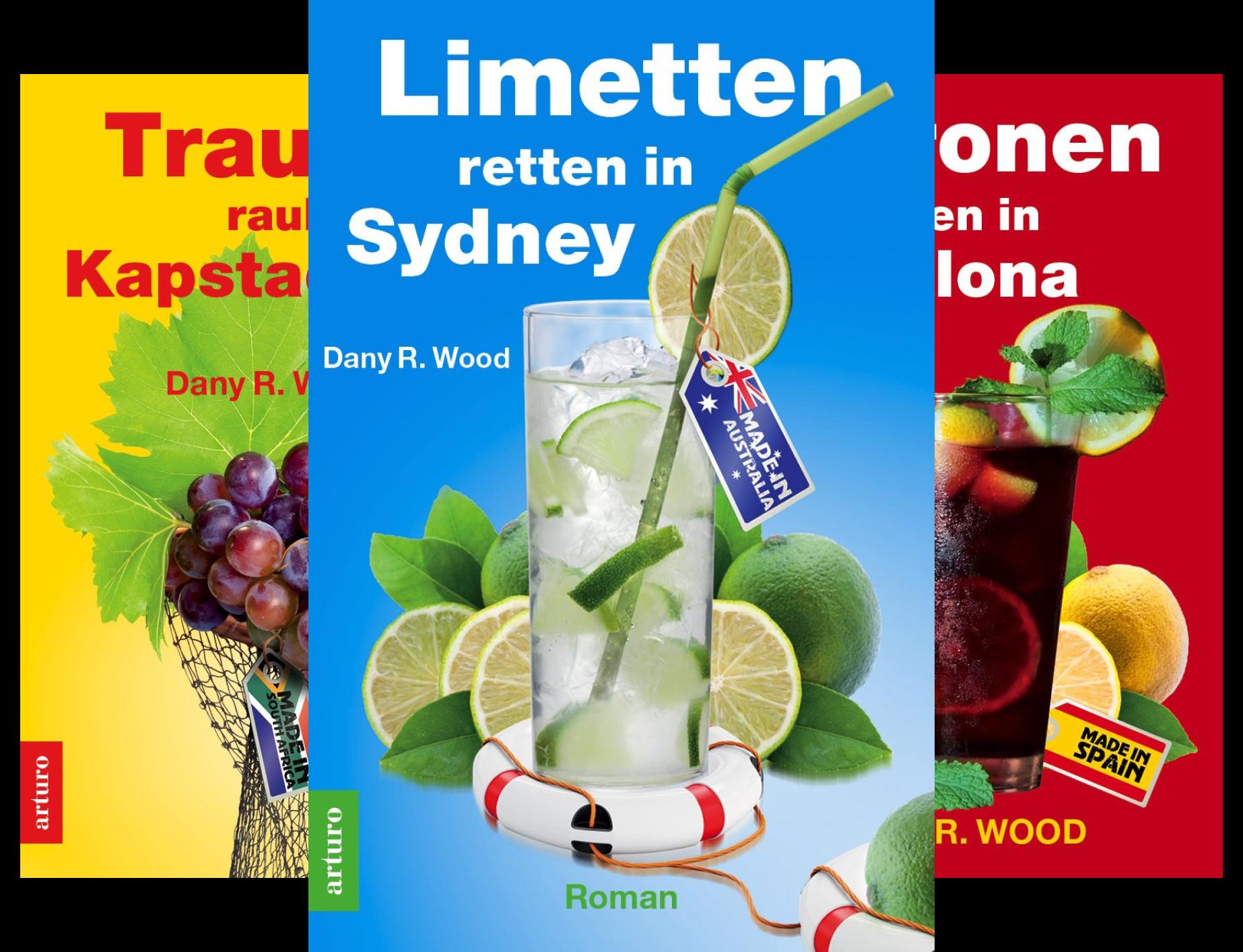 Früchte-Trilogie (Reihe in 3 Bänden)