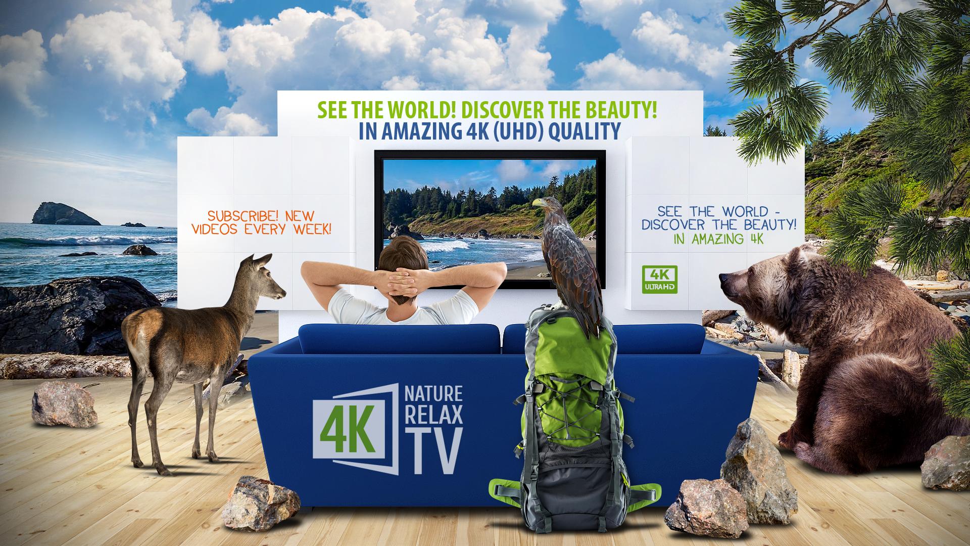 B12QSQuKEgS - 4K Nature Relax TV