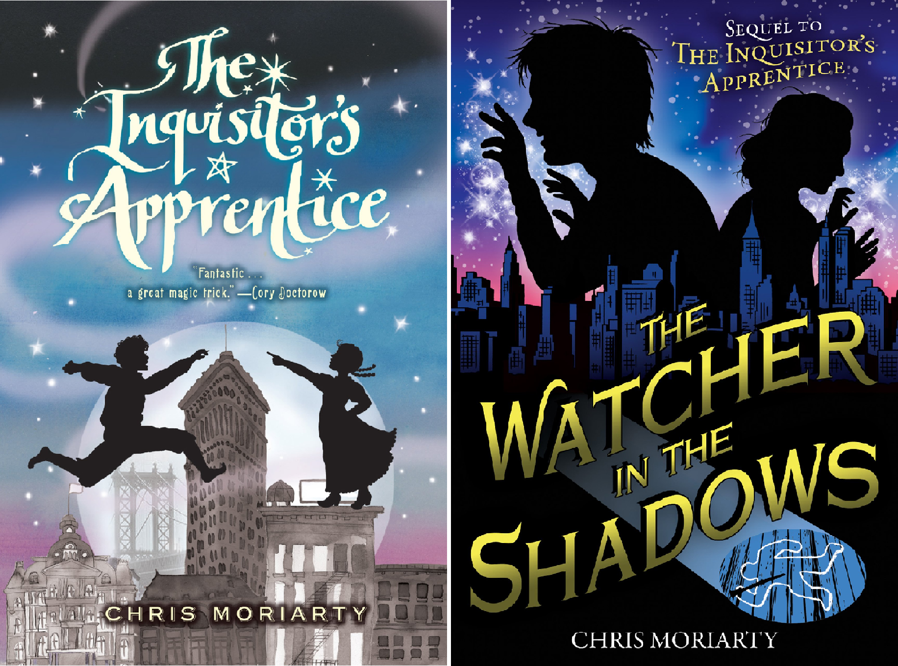 The Inquisitor's Apprentice Series (2 Book Series)
