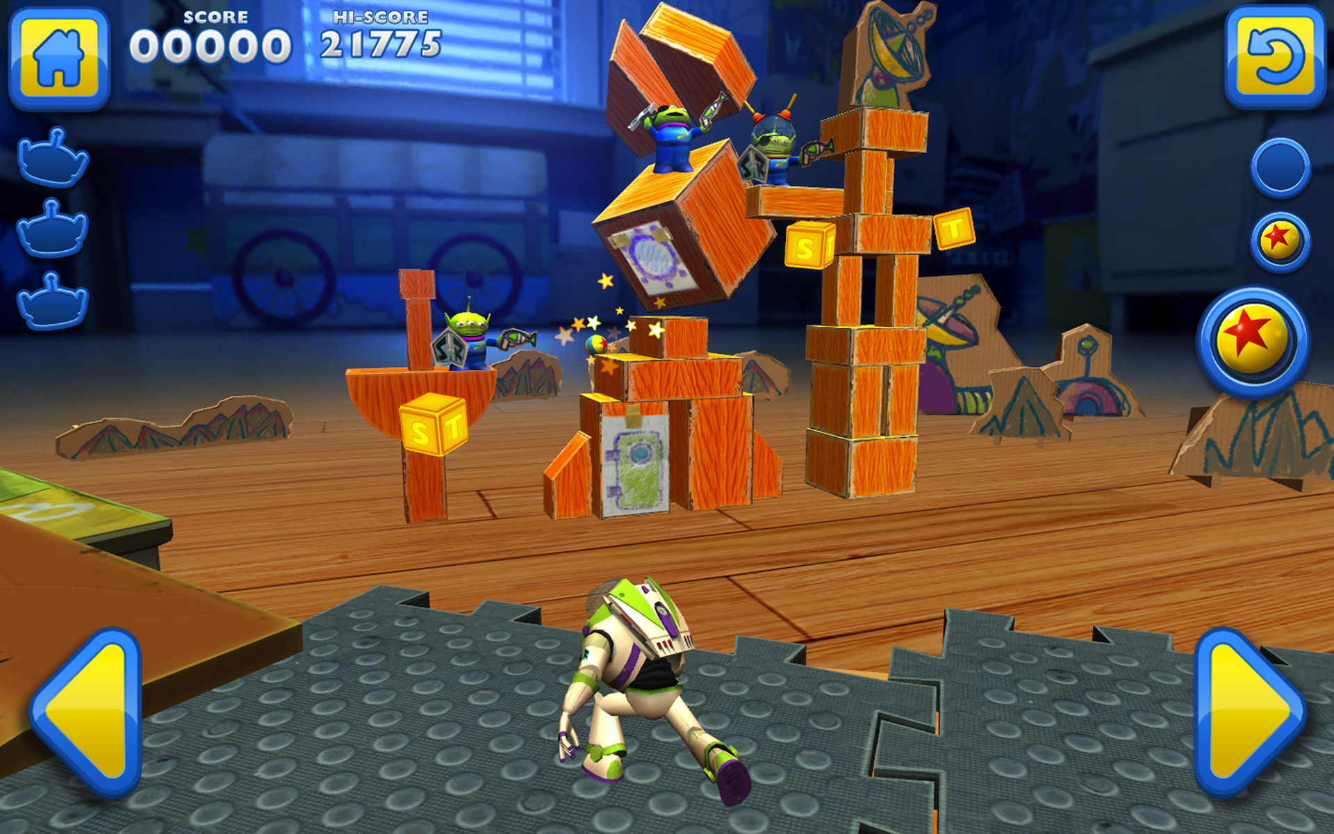 Case Of Toy Story Games : Toy story smash it amazon appstore for android