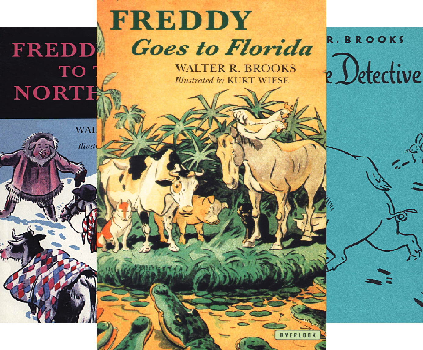 Freddy the Pig (26 Book Series)