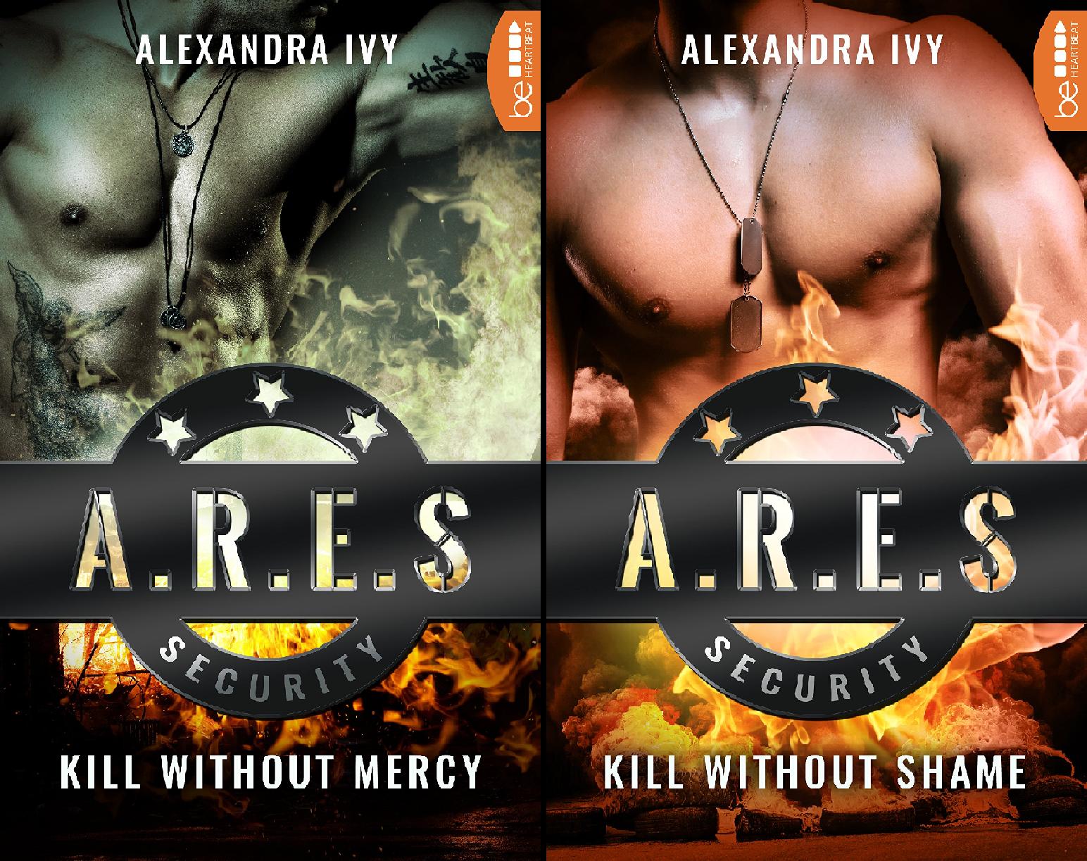 Die ARES-Reihe (Reihe in 2 Bänden)
