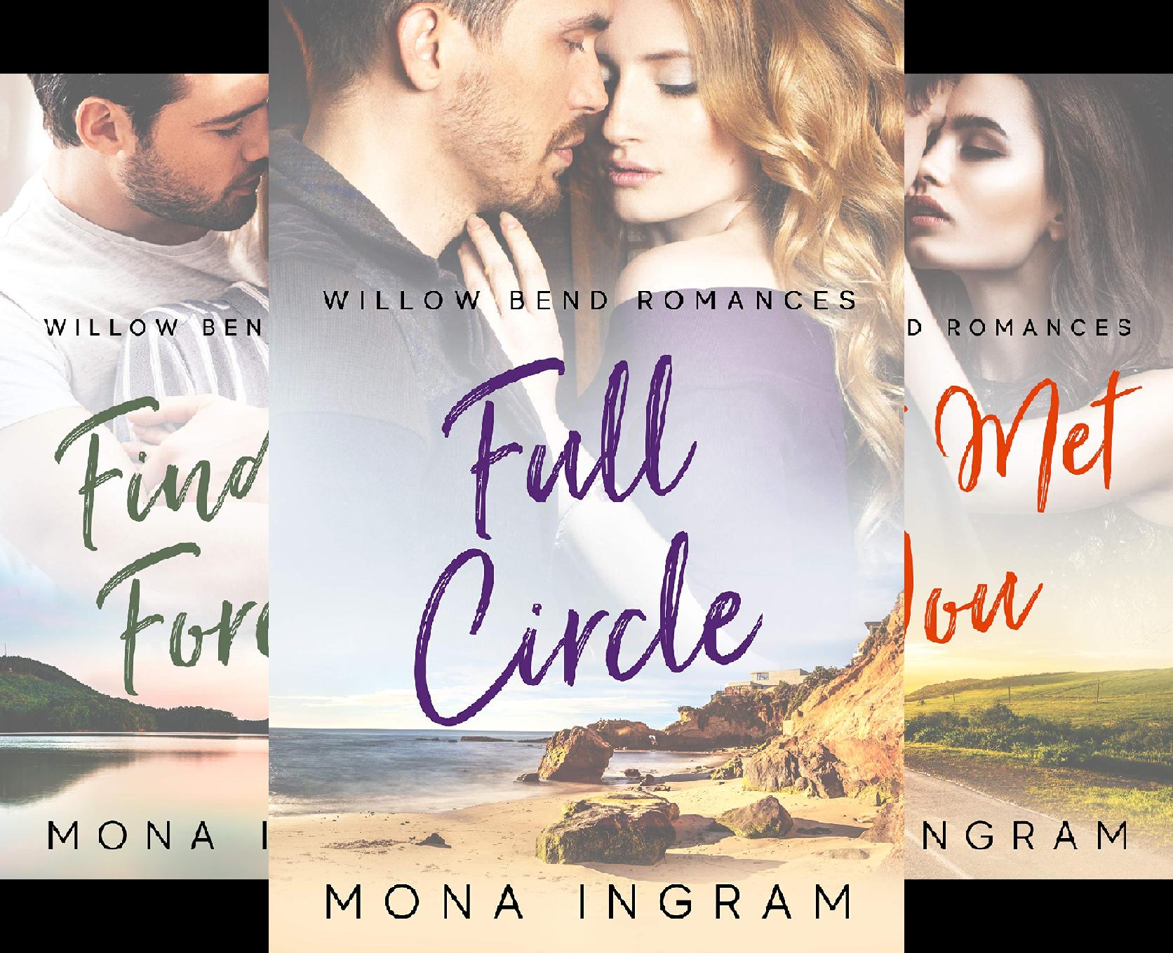 Willow Bend Romances (3 Book Series)