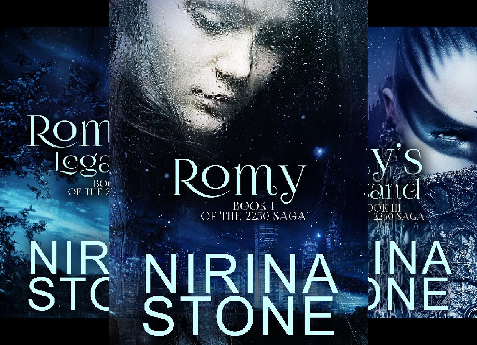2250 Saga (3 Book Series) -