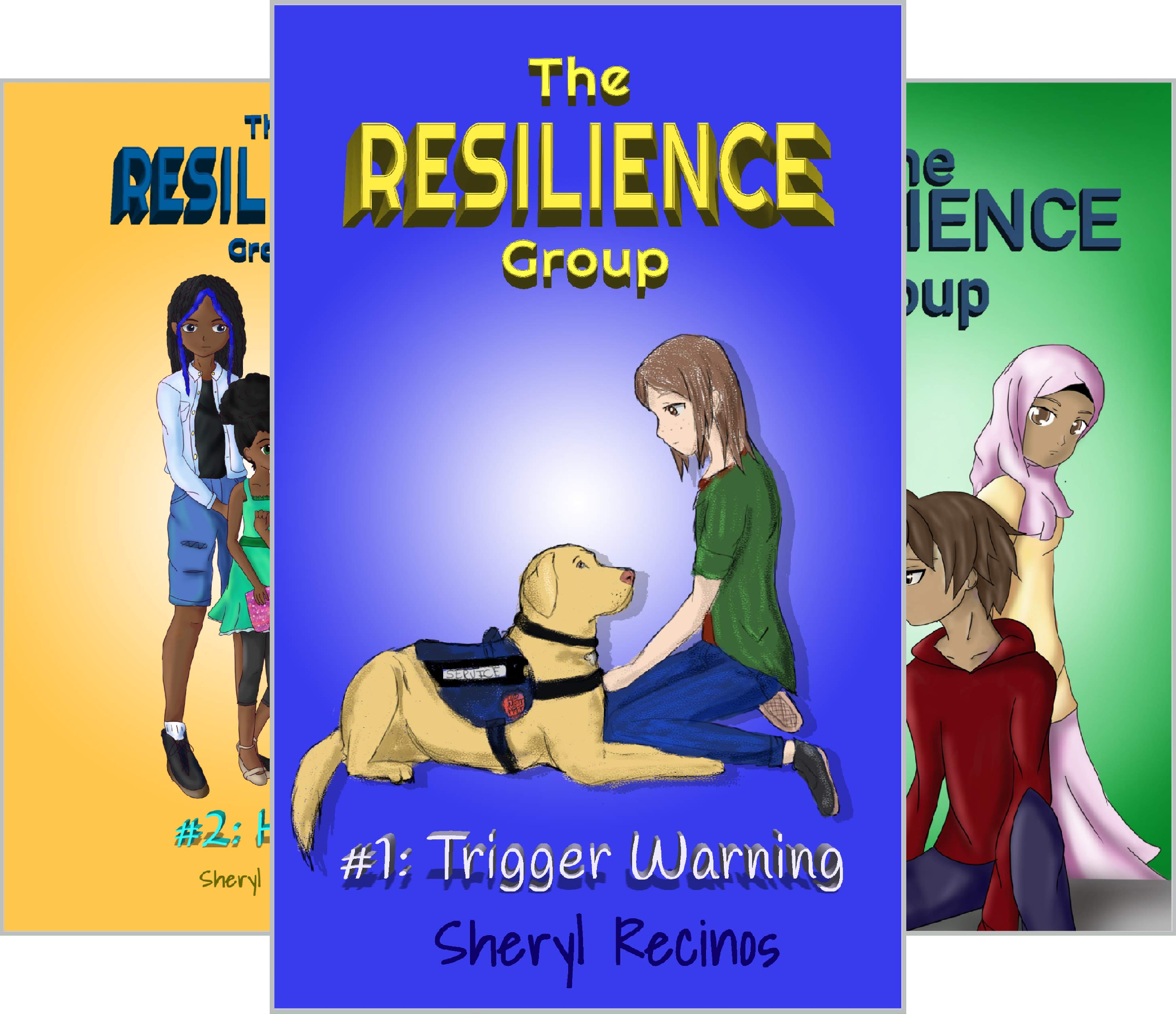 The Resilience Group (4 Book Series)