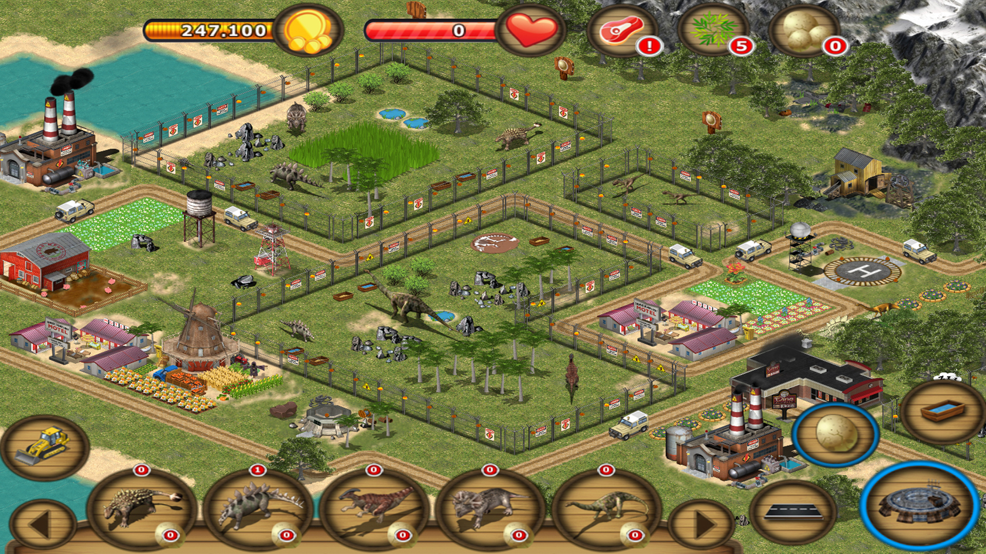 Zoo Builder Game - Play online at Y8.com