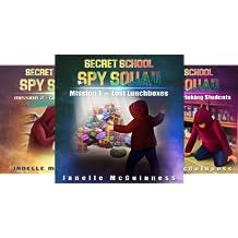 Secret School Spy Squad (5 Book Series)