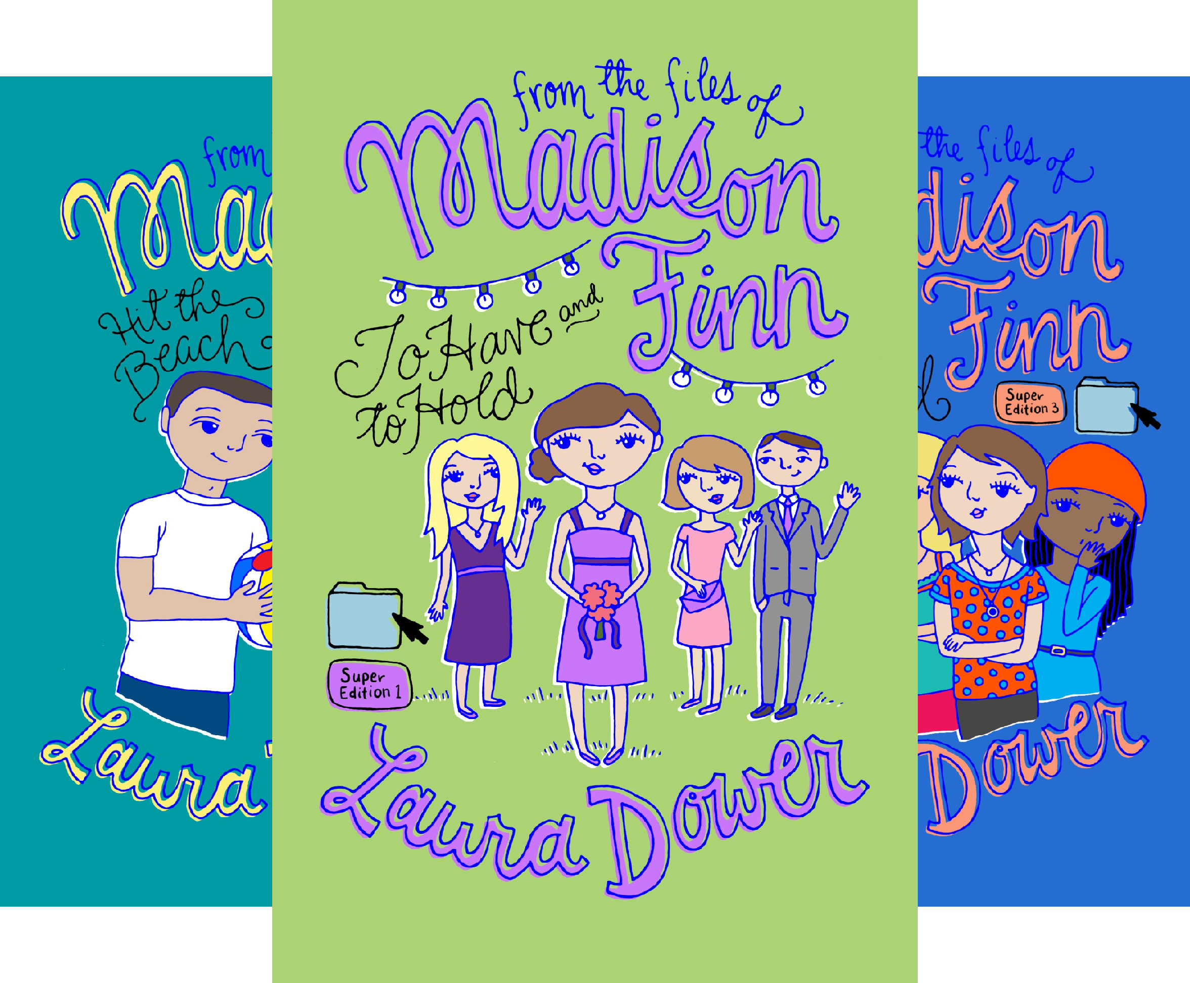 From the Files of Madison Finn Super Ed. (3 Book Series)
