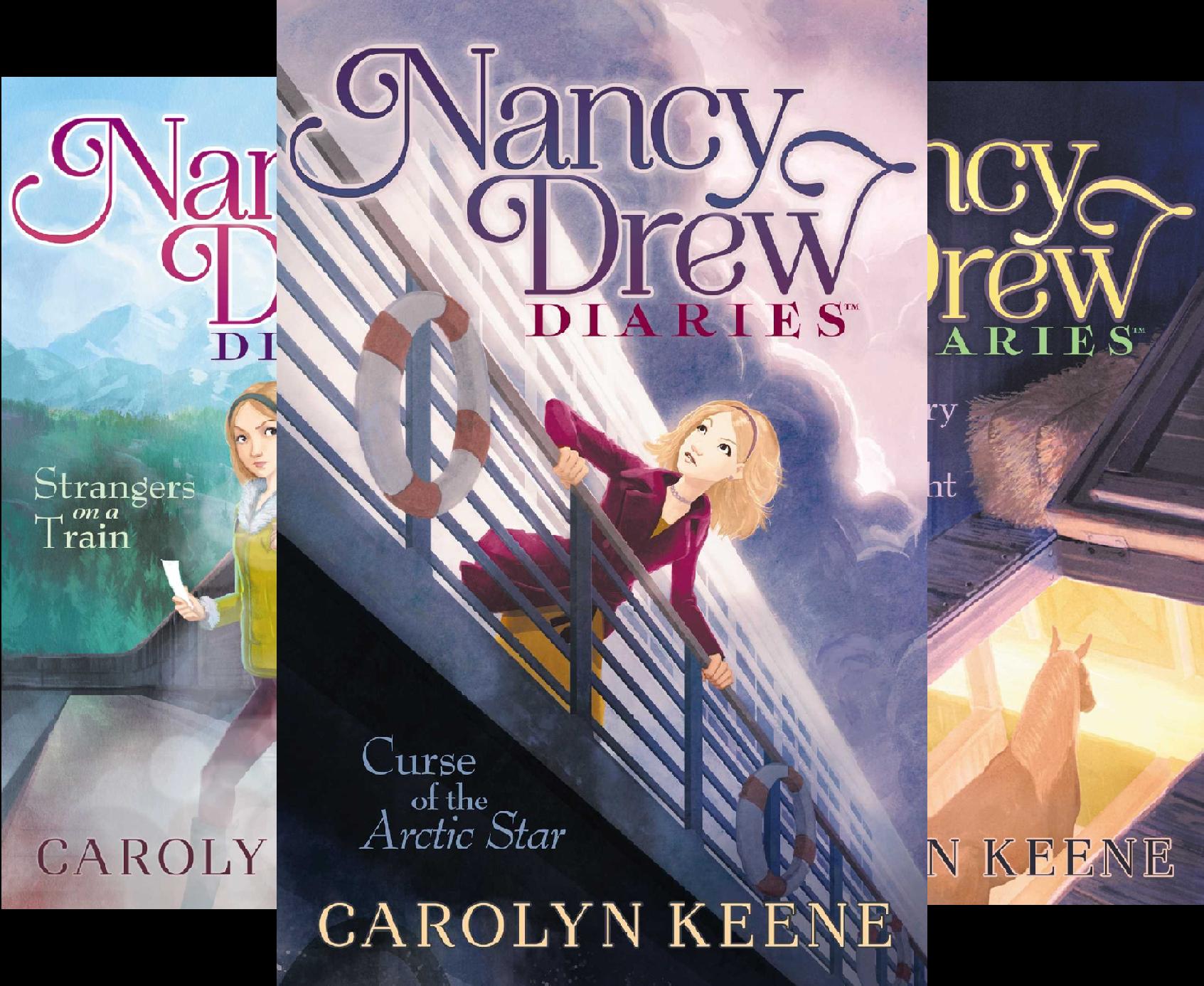 Nancy Drew Diaries (18 Book Series)