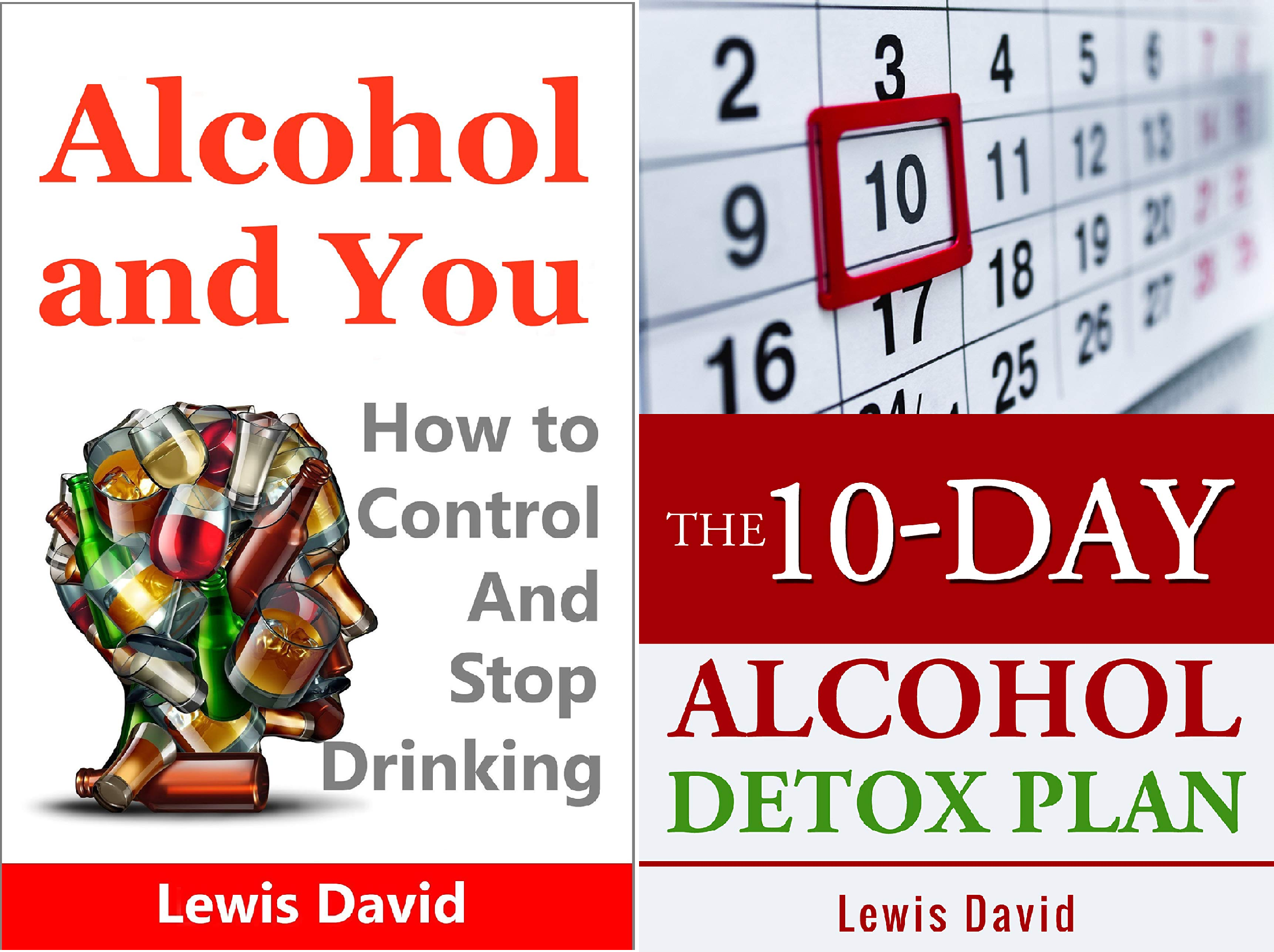 Alcohol Recovery (2 Book Series)