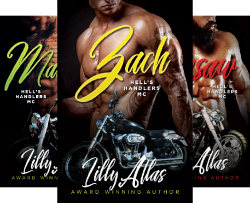 Hell's Handlers MC (3 Book Series) by  Lilly Atlas