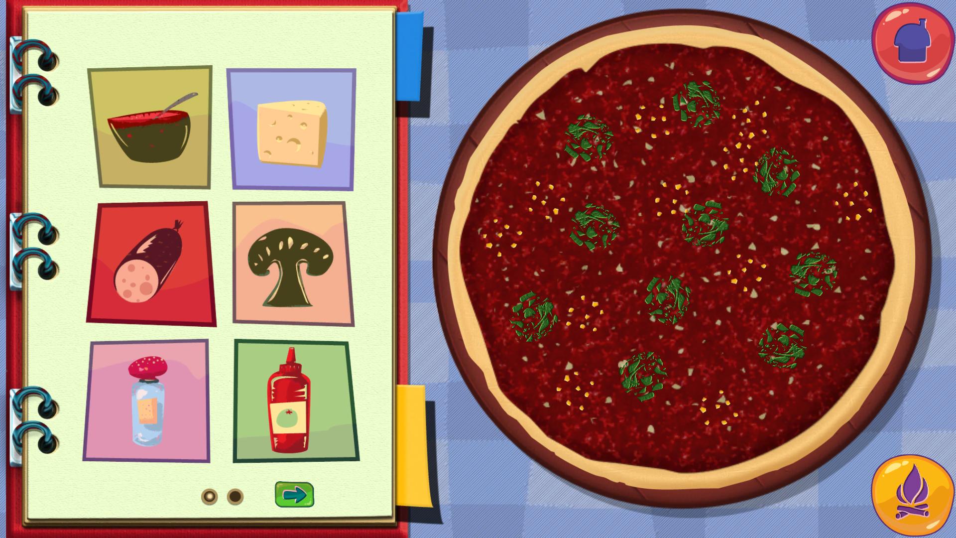 Pizzaiolo giochi di cucina appstore per android - Jeu de cuisine virtuel ...