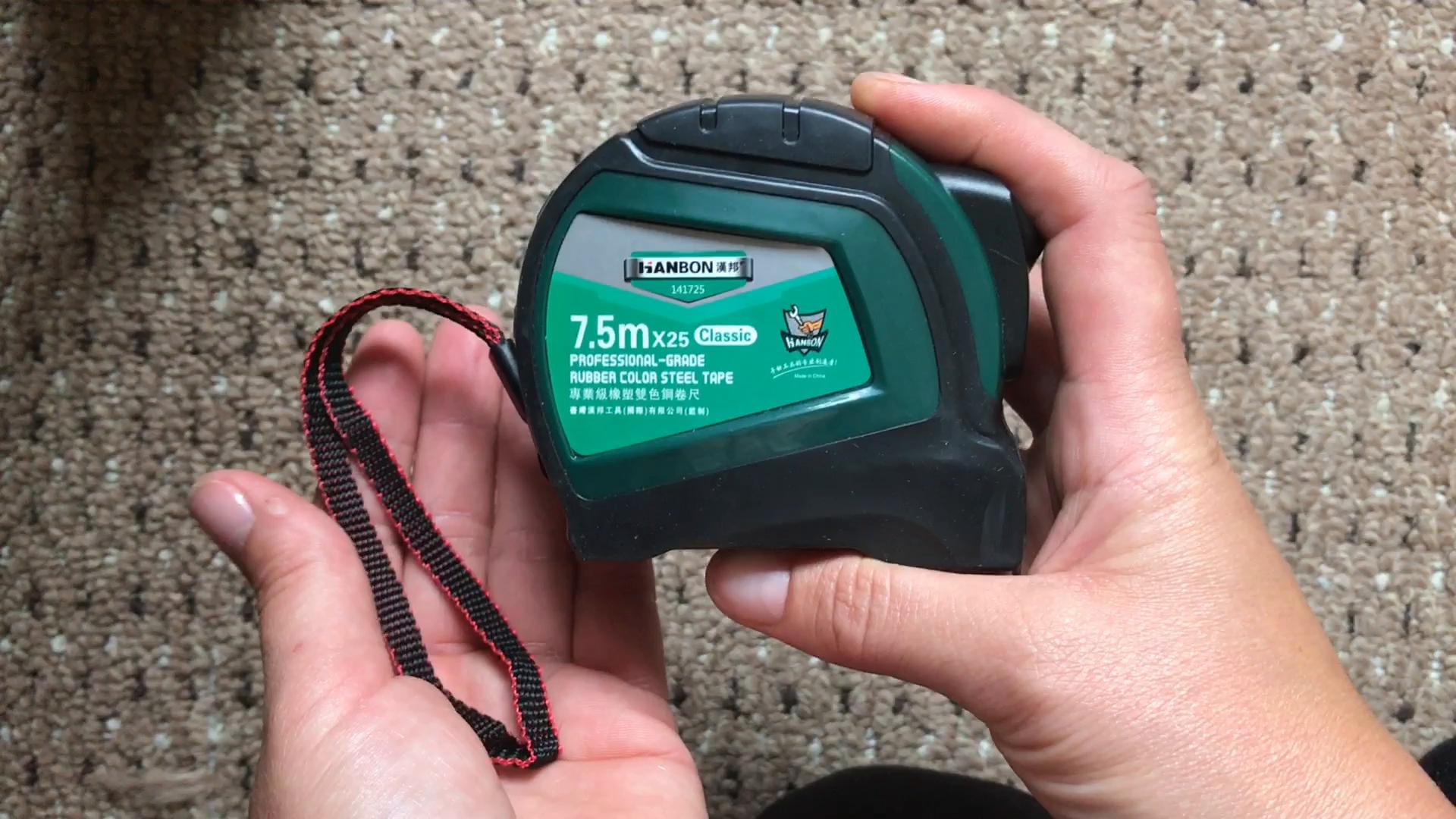 Tape Measure Measuring Tape Uktunu 7.5m Metric Prime Double Sided ...