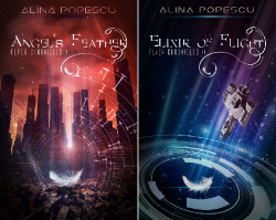 Flyer Chronicles (2 Book Series) by  Alina Popescu