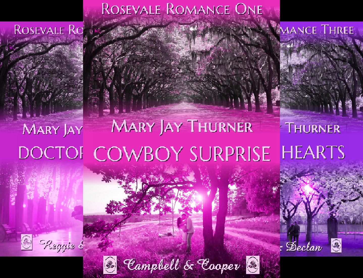 Rosevale Romance (Reihe in 8 Bänden)