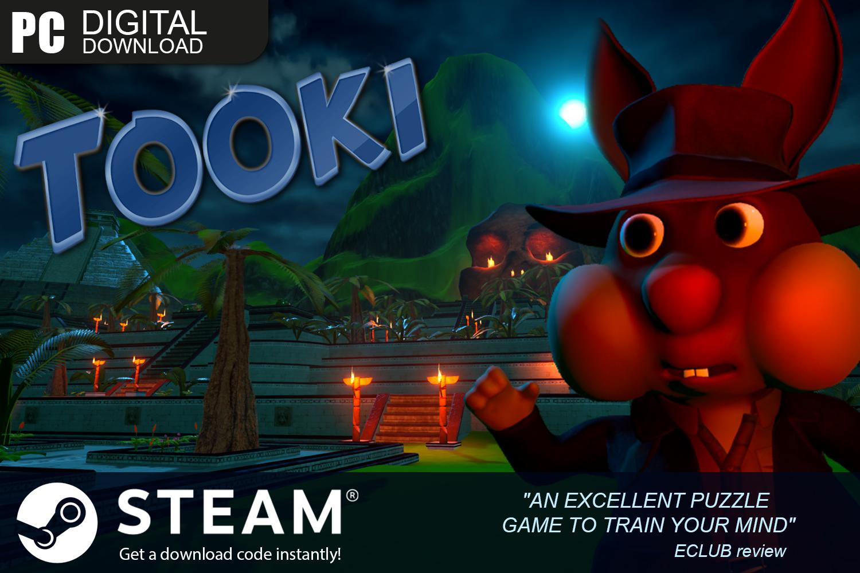 Tooki [PC Code - Steam] (Engine Unreal 4-software)