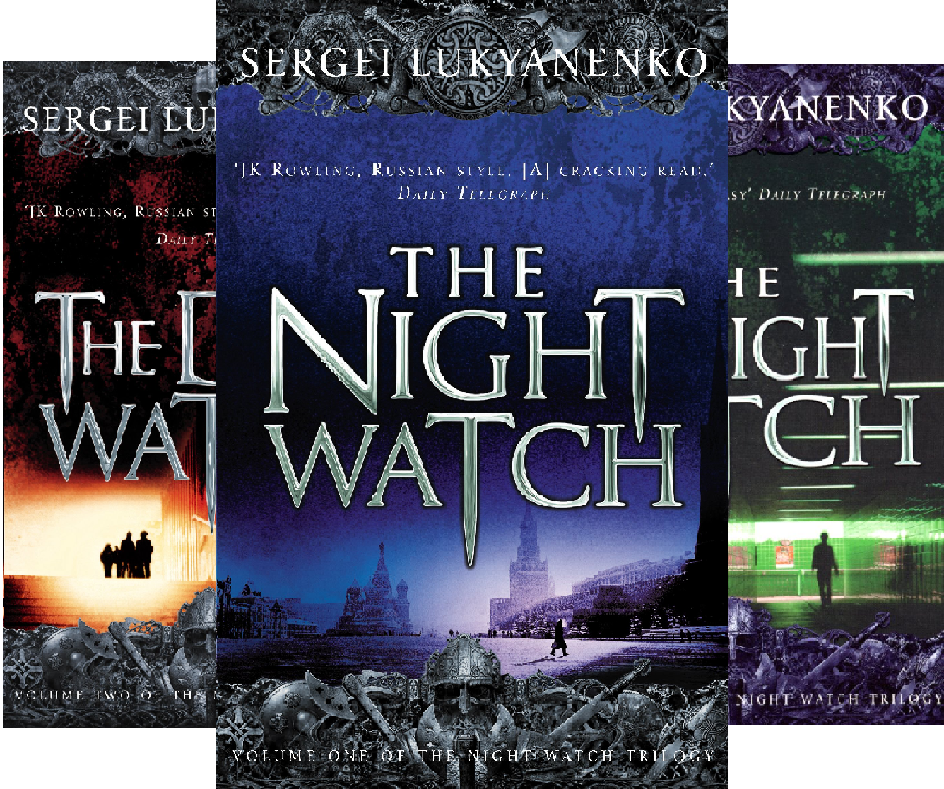 Night Watch Triology (6 Book Series)