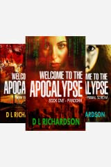 Welcome to the Apocalypse (3 Book Series) Kindle Edition