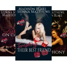 No Holds Barred (3 Book Series)