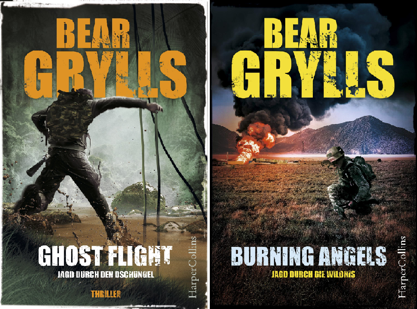 Will Jaeger (Reihe in 2 Bänden)
