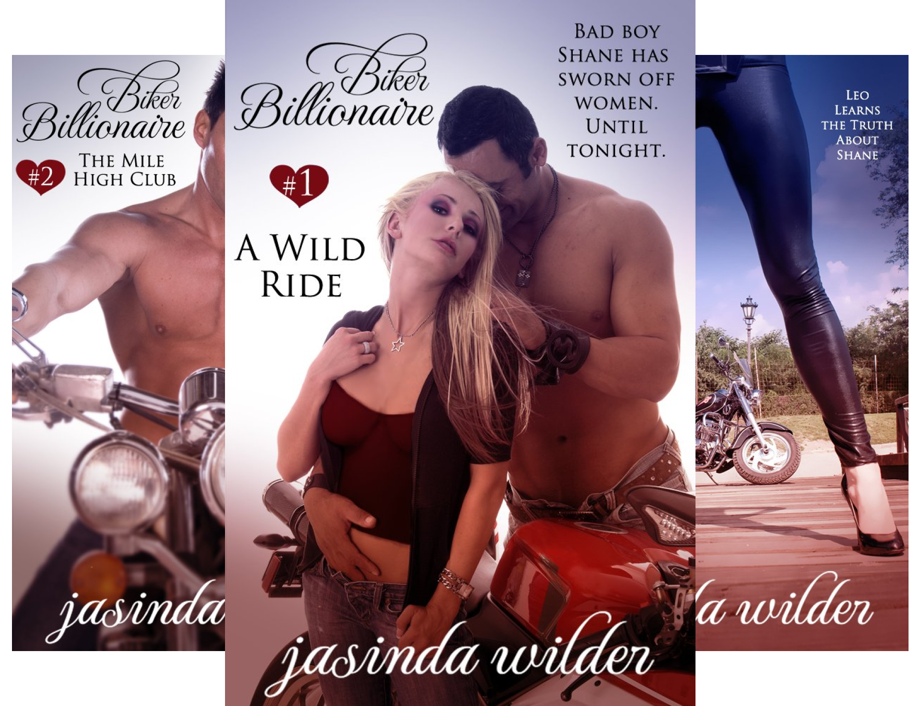 Biker Billionaire (3 Book Series)