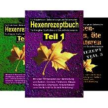 Hexenrezeptbuch (Reihe in 6 Bänden)