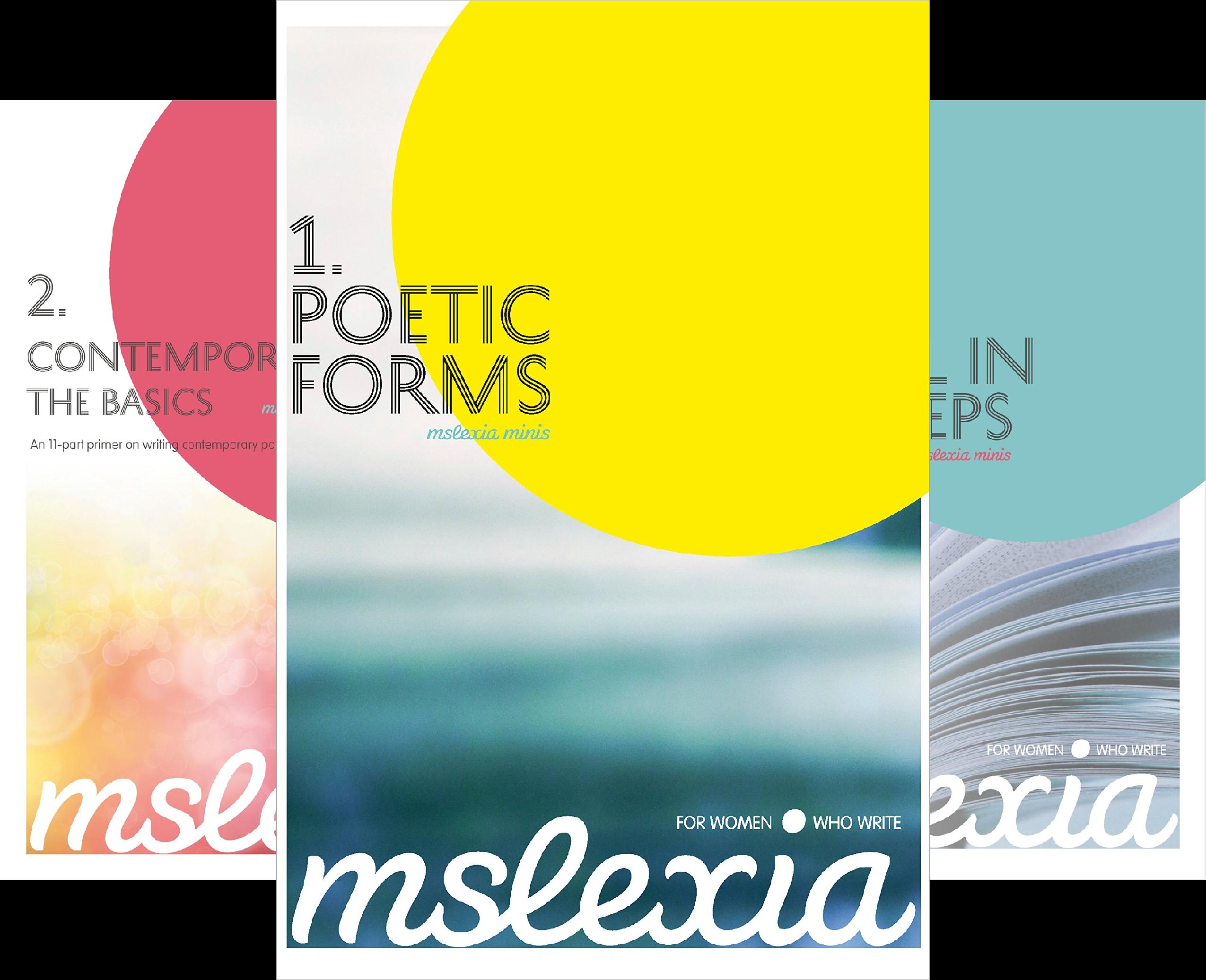 mslexia minis (5 Book Series)