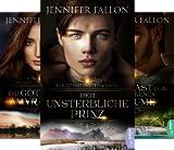 Gezeitenstern-Saga-Reihe (Reihe in 4 Bänden)