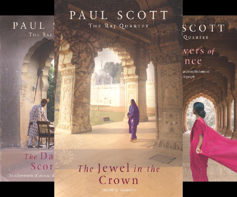 The Raj Quartet (4 Book Series) Empire Scoop