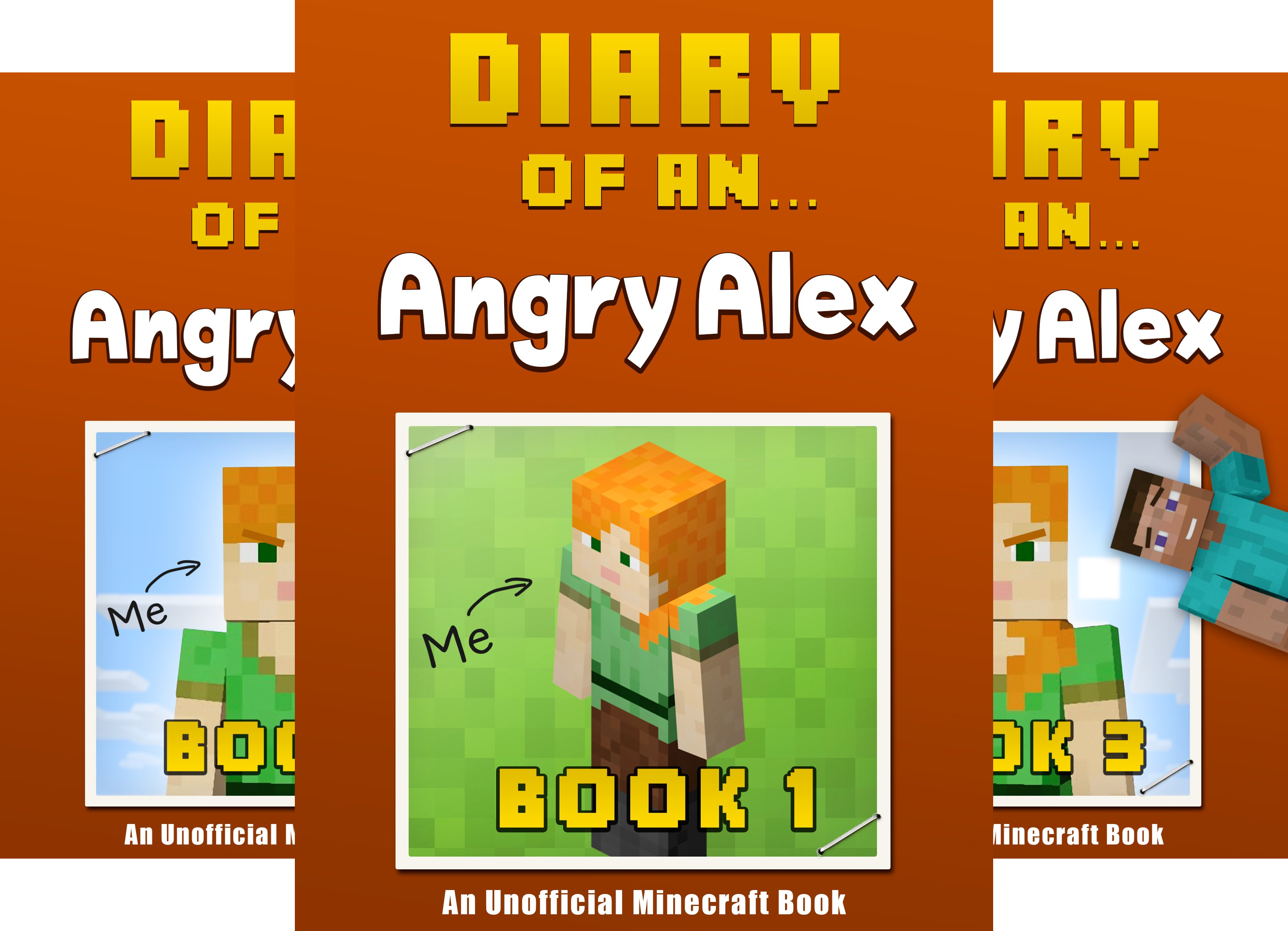 Minecraft Tales (21 Book Series)