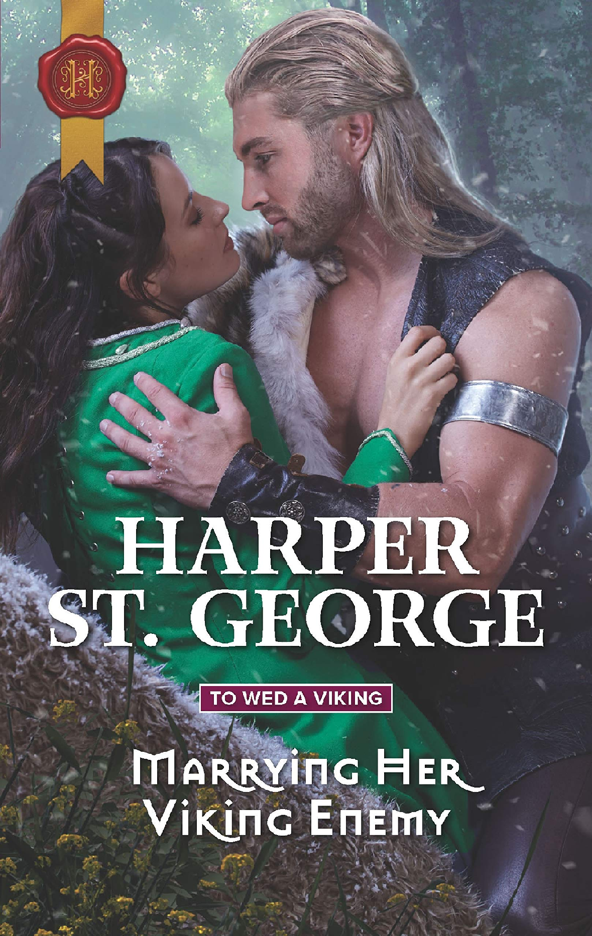 To Wed a Viking (2 Book Series) (Series 580)