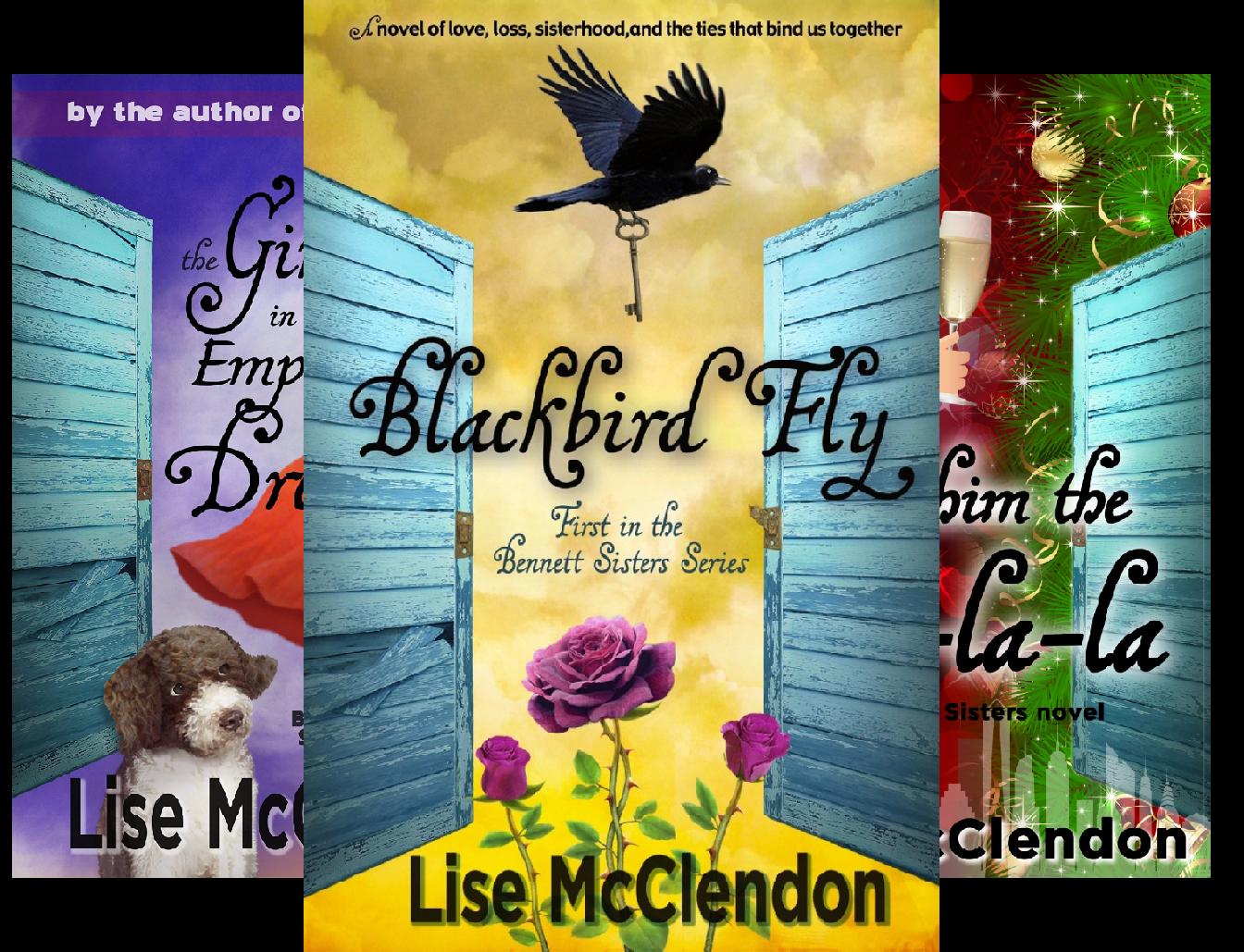 Bennett Sisters Mysteries (8 Book Series)