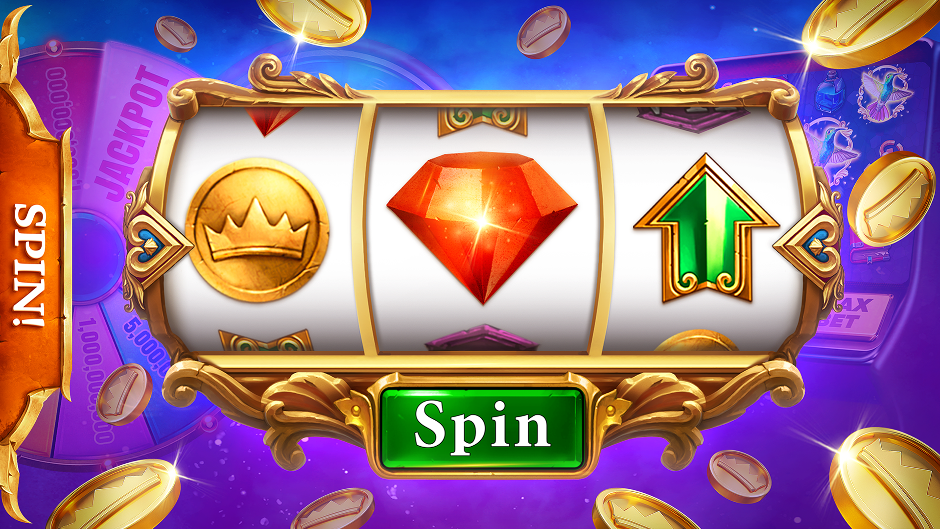Scatter Slots - Play The Best Free 777 Casino Slot Machines Online :  Amazon.in: Apps for Android
