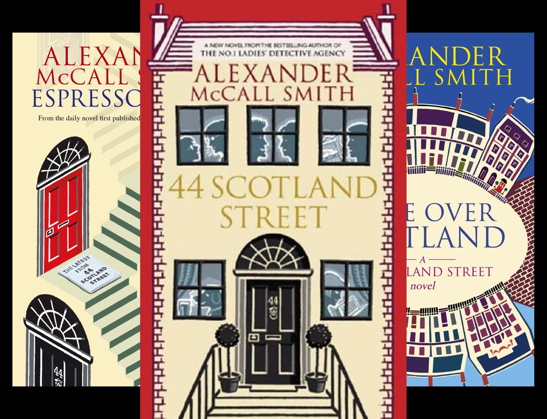 The 44 Scotland Street Series (12 Book Series) (1 Detective No 12 Ladies Agency)